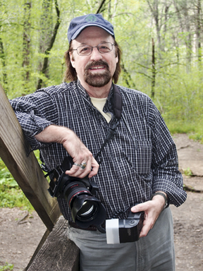 Asheville artist photographer Tim Barnwell