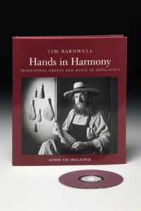 Hands in Harmony by Asheville artist photographer Tim Barnwell (book cover)