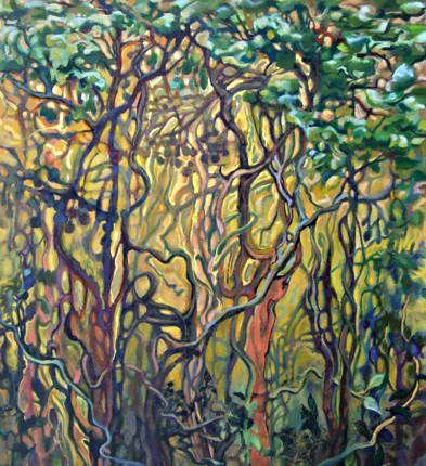 http://localhearted.com/wp-content/uploads/High-Summer-oil-painting-by-WNC-artist-Dixie-Damron.jpg