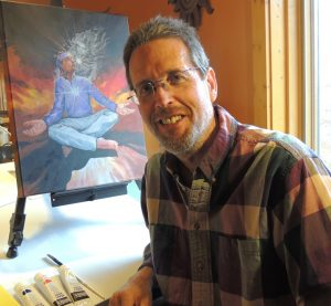 Jim Stilwell, Asheville area artist