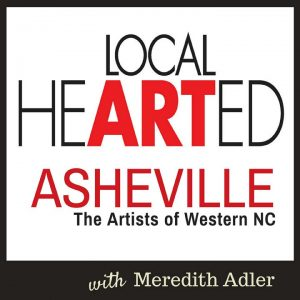 Local Hearted podcast art