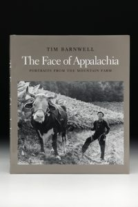 The Face of Appalachia fine art photography book by Asheville artist photographer Tim Barnwell
